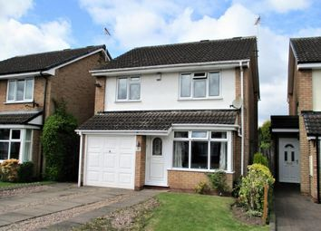 Thumbnail 3 bed detached house for sale in Ainsworth Road, Wolverhampton