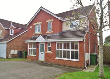 Thumbnail 5 bedroom detached house to rent in Llewelyn Goch, St. Fagans, Cardiff