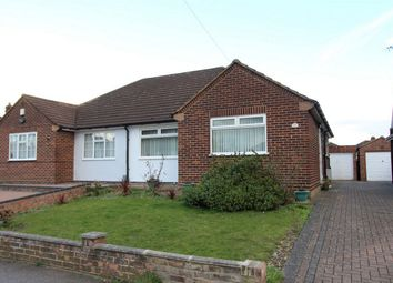 Thumbnail 2 bed semi-detached bungalow for sale in Northfield Road, Waltham Cross, Hertfordshire