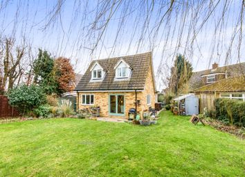 Thumbnail 4 bedroom detached house for sale in Parkway Close, Nassington, Peterborough