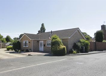 Thumbnail 2 bed detached bungalow for sale in Church View, Northborough, Peterborough