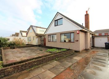 Thumbnail 3 bed bungalow for sale in Plymouth Avenue, Fleetwood