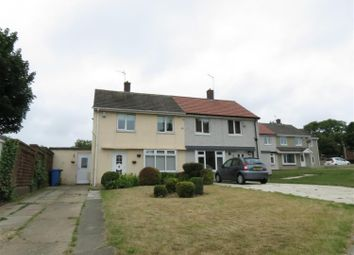 Thumbnail 2 bed semi-detached house to rent in Eden Hill Road, Peterlee, Durham