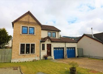 Thumbnail 4 bed detached house for sale in 18 Fawnburn Crescent, Cardrona, Peebles