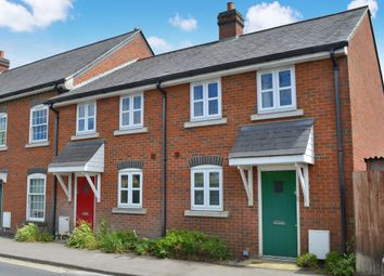 Thumbnail 2 bed end terrace house for sale in King Alfred Terrace, Kingsclere, Newbury