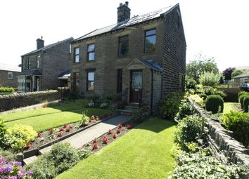 Thumbnail 3 bedroom semi-detached house for sale in Commercial Road, Skelmanthorpe, Huddersfield