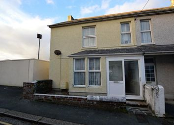 Thumbnail 3 bedroom end terrace house for sale in Victoria Road, Saltash, Cornwall