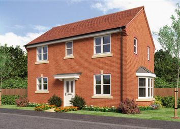"Thumbnail 3 bed detached house for sale in ""Gregory"" at Rykneld Road, Littleover, Derby"