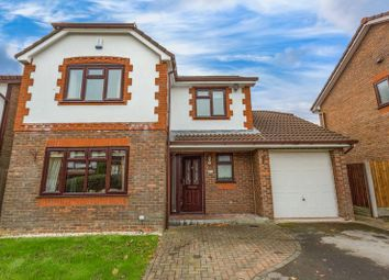 Thumbnail 4 bed detached house for sale in 22 Millersgate, Preston