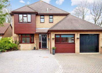Thumbnail 4 bedroom detached house for sale in Rowarth Avenue, Grange Farm, Kesgrave, Ipswich