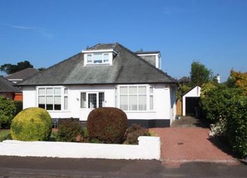 Thumbnail 4 bedroom bungalow for sale in Windsor Avenue, Newton Mearns, East Renfrewshire
