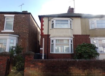 Thumbnail 2 bedroom semi-detached house to rent in Eastbourne Road, Darlington