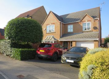 Thumbnail 4 bed detached house for sale in Villa Rise, Higham Ferrers, Rushden