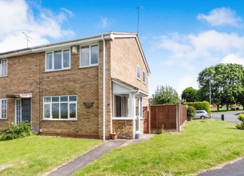 Thumbnail 3 bed semi-detached house to rent in Cleveland Walk, Stafford
