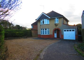 Thumbnail 3 bed detached house for sale in Spinney Hill Road, Northampton