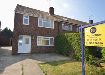 Thumbnail 3 bed terraced house for sale in Gloucester Avenue, Chelmsford