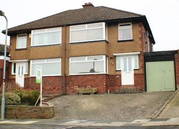 Thumbnail 3 bed semi-detached house for sale in Beaumont Road, Carlisle, Cumbria