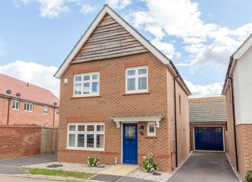 Thumbnail 3 bed detached house for sale in Stevens Court, Wellingborough Road, Earls Barton, Northampton