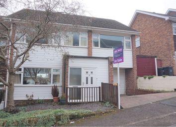 Thumbnail 5 bed semi-detached house for sale in Salamander Close, Nottingham