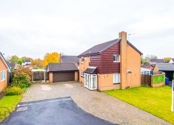 4 bed detached house for sale in Hatford Close, Tyldesley, Manchester M29
