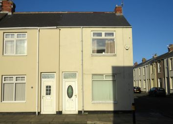 Thumbnail 2 bedroom end terrace house for sale in Oxford Road, Hartlepool