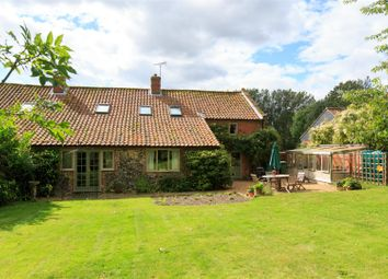 Thumbnail 4 bedroom barn conversion for sale in Great Witchingham, Norwich