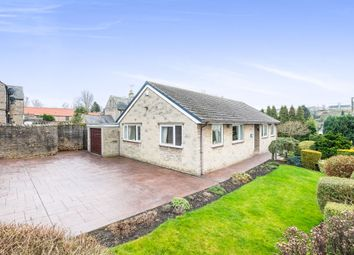 Thumbnail 3 bed detached bungalow for sale in Scotland Street, Whitwell, Worksop