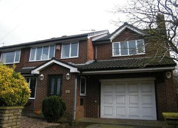 Thumbnail 5 bed semi-detached house to rent in Wingates Lane, Westhoughton, Bolton