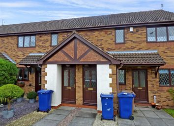 Thumbnail 1 bed flat for sale in Cygnet Close, Cannock, Staffordshire