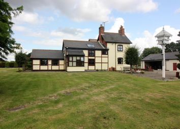 Thumbnail 4 bed detached house to rent in Bromley Forge, Mytton, Montford Bridge