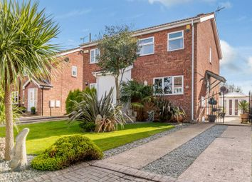 Thumbnail 2 bed semi-detached house for sale in Westminster Court, Goole