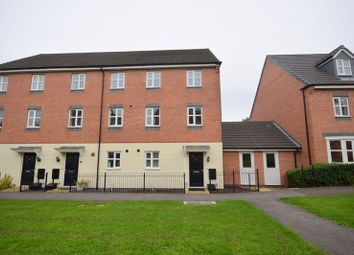 Thumbnail 4 bed town house for sale in College Green Walk, Mickleover, Derby