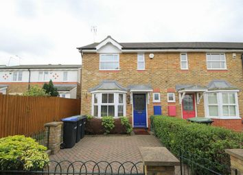 Thumbnail 2 bed end terrace house for sale in Chadwick Avenue, London
