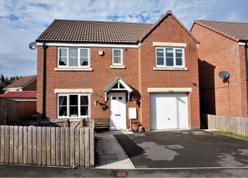 Thumbnail 5 bed detached house for sale in The Rowans, Robin Hood, Wakefield