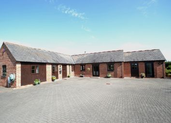 Thumbnail 3 bed detached house for sale in Kynnersley Drive, Lilleshall, Newport