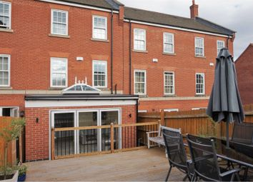 Thumbnail 4 bed terraced house for sale in Little Connery Leys, Birstall, Leicester