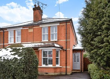 Thumbnail 4 bed semi-detached house for sale in Lightwater, Surrey
