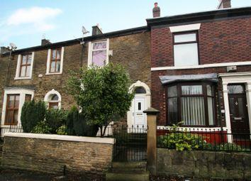 Thumbnail 4 bed terraced house for sale in Mottram Road, Stalybridge, Cheshire