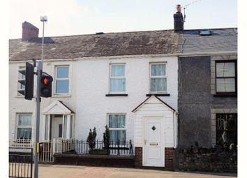Thumbnail 3 bed terraced house for sale in Mumbles Road, Blackpill