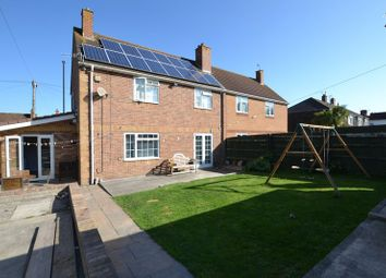 Thumbnail 3 bed semi-detached house for sale in New Fosseway Road, Whitchurch, Bristol