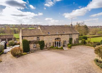 Thumbnail 4 bed barn conversion for sale in Summerbridge, Harrogate, North Yorkshire