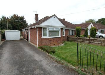 Thumbnail 2 bedroom semi-detached bungalow for sale in Aysgarth Road, Yarnton, Kidlington