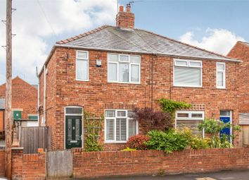 Thumbnail 2 bed semi-detached house to rent in Count De Burgh Terrace, York