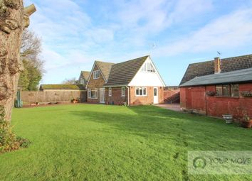 Thumbnail 3 bedroom detached house for sale in The Greenway, Beccles