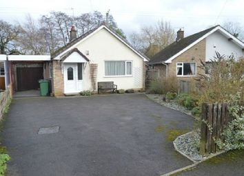 Thumbnail 2 bed detached bungalow to rent in Ashgrove, Barlaston, Trentham, Stoke-On-Trent