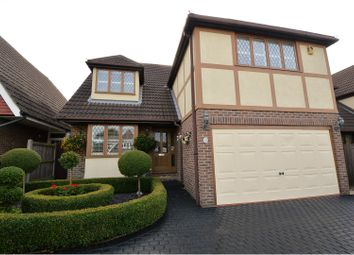 Thumbnail 5 bed detached house for sale in Little Norsey Road, Billericay
