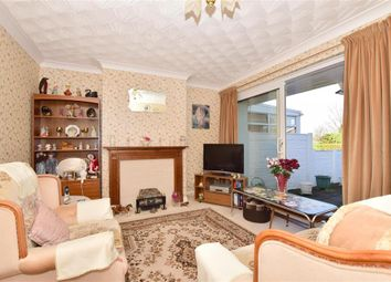 Thumbnail 2 bed semi-detached bungalow for sale in Ferndale Close, Minster On Sea, Sheerness, Kent
