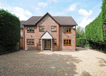 Thumbnail 5 bedroom detached house for sale in Arbor Lane, Winnersh, Wokingham, Berkshire