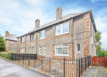 Thumbnail 2 bed flat for sale in Craigmyle Street, Dunfermline