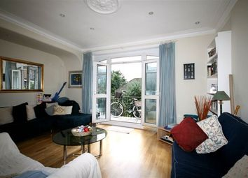 Thumbnail 2 bed flat to rent in St Dunstans Road, Hammersmith